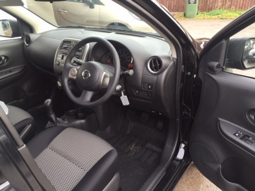 Nissan Micra 1.2 Vibe 80ps 5dr