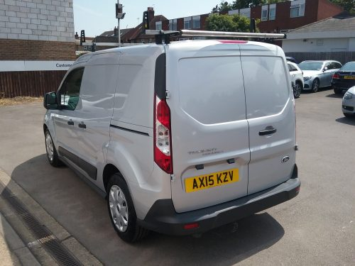Ford Transit Connect SWB 200 L1 1.6TDCi