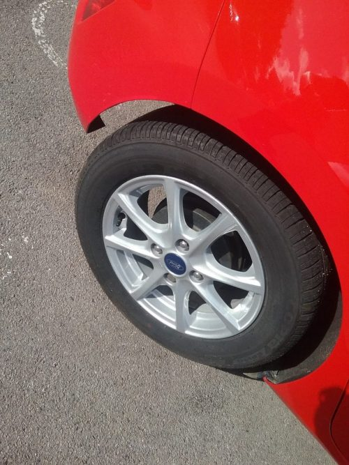 Ford Fiesta 5Dr 1.0T 100ps Zetec Ecoboost